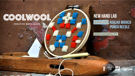 Post Coolwool Workshop Agulha Mágica