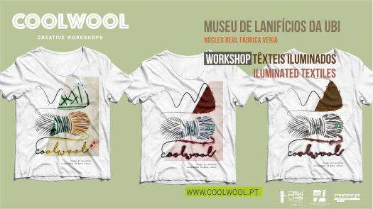 Post Coolwool Workshops TI- sem datas